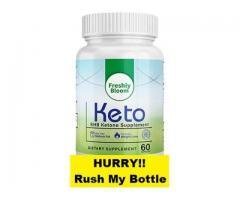 Freshly Bloom Keto:-Ingredients, Side Effects & Where to Buy?